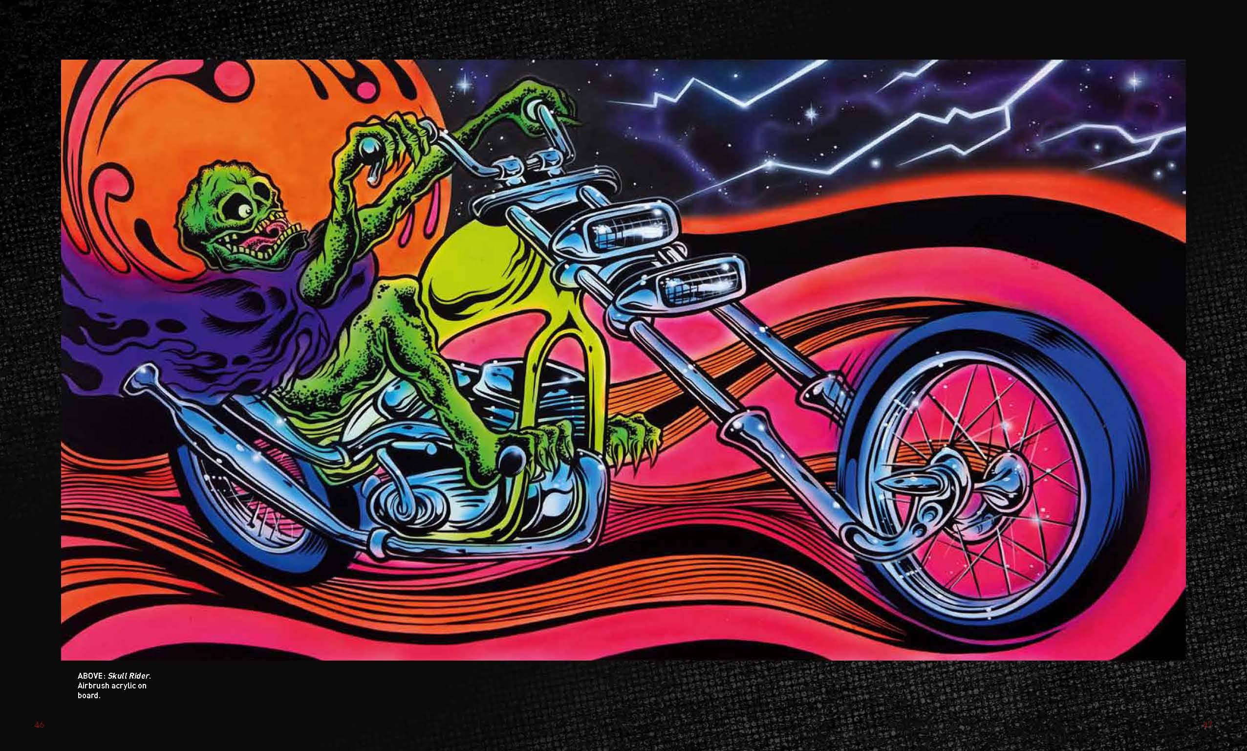motorcycle graphics graffitobooks